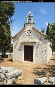 Kirche Sv. Ivan Krstitelj in Okrug donji