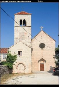 Impressionen aus Arbanija und seinem Dominikanerkloster Sv. Križ