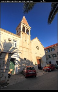 Kloster des hl. Lazar samt Kirche Sv. Marija