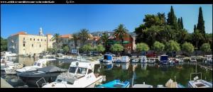 Am Hafen östlich des Kastell Vitturi