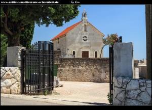 Friedhofskirche in Radun