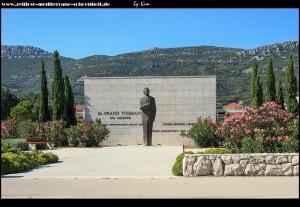 Tuđman-Denkmal