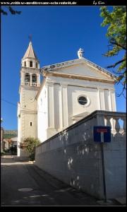 neue Pfarrkirche Sv. Mihovil
