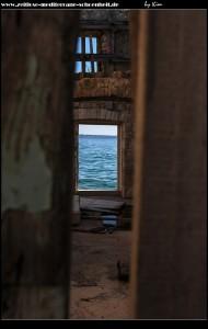Impressionen aus dem Inneren des Kastells