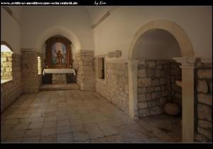 Besonderer und schöner Sakralbau - die Crkva Sv. Ivan Krstitelja