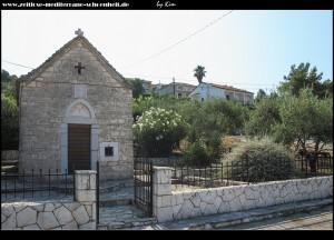 Crkva Sv. Luka in Poljica