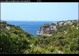 richtig schön - Ort und Bucht Voluja
