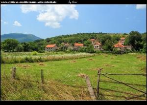 Gegend bei Civljane