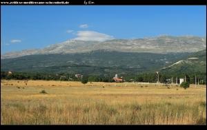 Zurück in Cetina-Ort