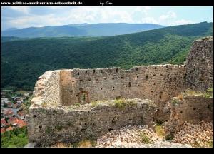 auf der Festung Prozor