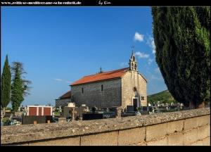 Pfarrkirche Sv. Filip i Jakov in Potravlje