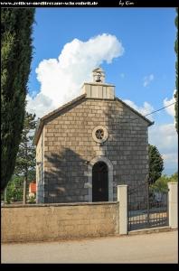 Crkva Imena Isusova in Potravlje