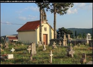 hübsche Friedhofskapelle