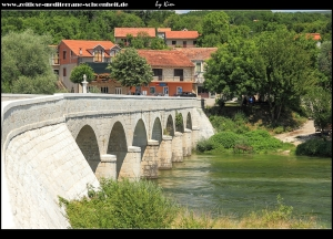 Brücke in Rumin