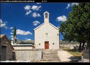Crkva Sv. Ivanog Krstitelja in Vučipolje