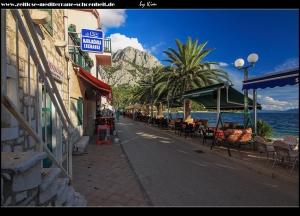 Entlang der Promenade
