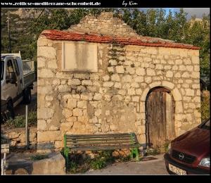 an den Hängen des Rilić - das alte Gradac