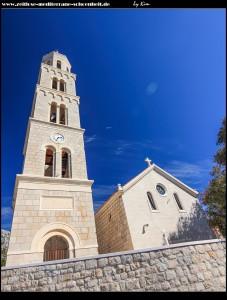 Kirche Gospa od Ružarija