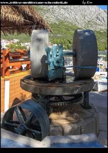 Ölmühle am Hafen