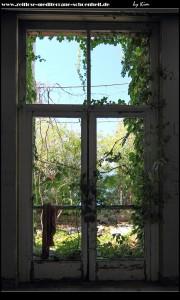 Eine Erlebnisruine - das Hotel Jadran