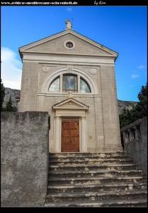 In Srida Sela - die Pfarrkirche Sv. Ante Padovanski