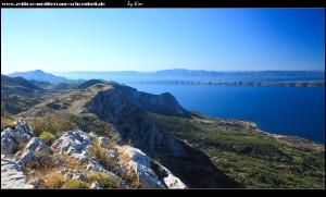 Am Aussichtspunkt Ravna Vlaška