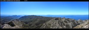 Panorama - Blick nach Süden