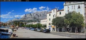 erneut auf der Riva mit tollen Ausblicken