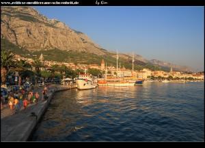 Abendstimmung auf der Riva