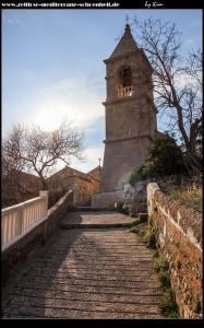 Ortskern mit Crkva Sv. Marko